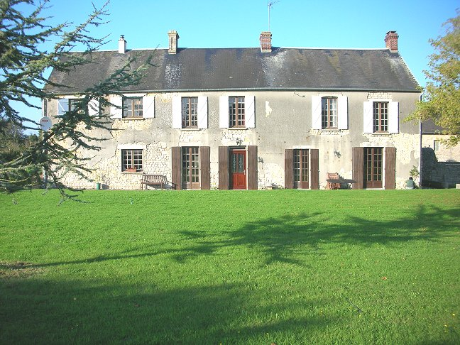 Normandy bed breakfast for Chambre d hote normandy